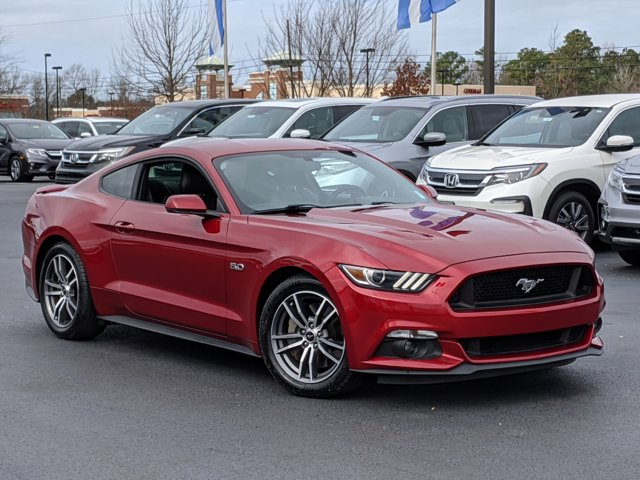 2016 Ford Mustang GT PREMIUM Coupe Slide