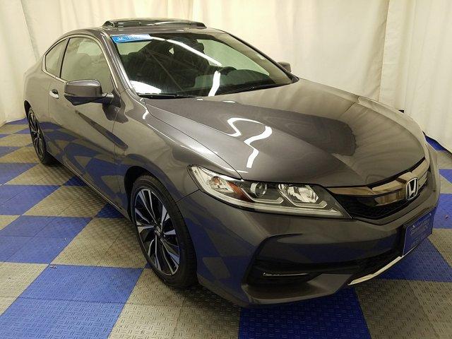 2017 Honda Accord EX-L CVT Coupe Slide 0