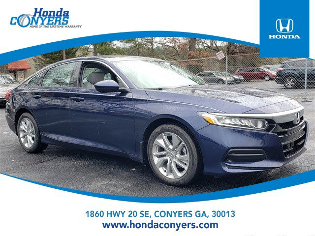 2020 Honda Accord Sedan LX 1.5T CVT Conyers GA