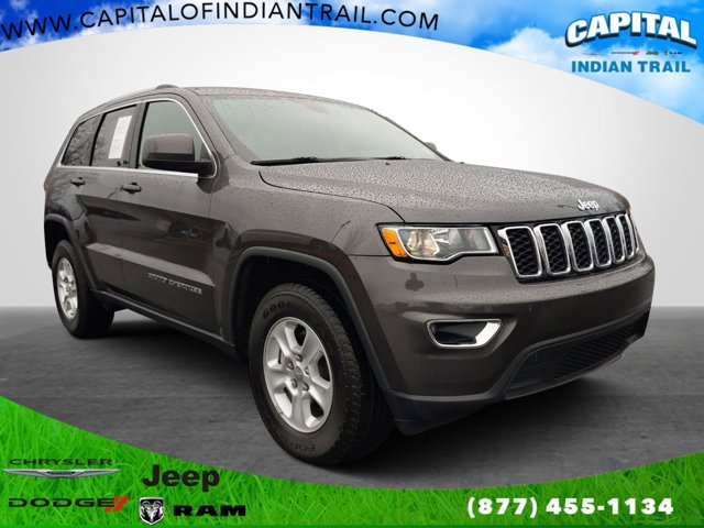 Granite Crystal Metallic Clearcoat 2017 Jeep Grand Cherokee LAREDO Sport Utility Indian Trail NC