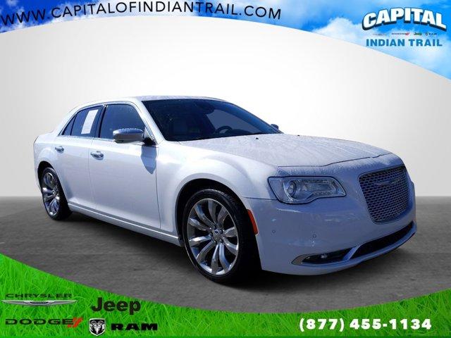 Ivory Tri-Coat Pearl 2015 Chrysler 300 300C PLATINUM 4dr Car Indian Trail NC