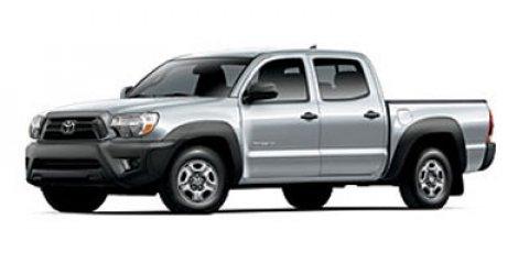 2013 Toyota Tacoma 4WD DOUBLE CAB LB V6 AT Crew Cab Pickup
