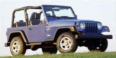 2001 Jeep Wrangler SE Convertible Slide