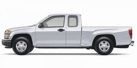 2006 Chevrolet Colorado LS Extended Cab Pickup