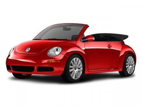 2008 Volkswagen New Beetle Convertible SE Convertible  NC