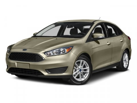 2015 Ford Focus SE 4D Sedan  NC