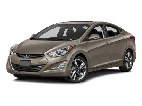 2016 Hyundai Elantra LIMITED 4D Sedan