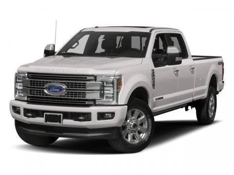 2018 Ford Super Duty F-250 SRW PLATINUM Crew Cab Pickup