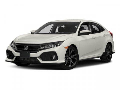 2018 Honda Civic SPORT 4D Hatchback
