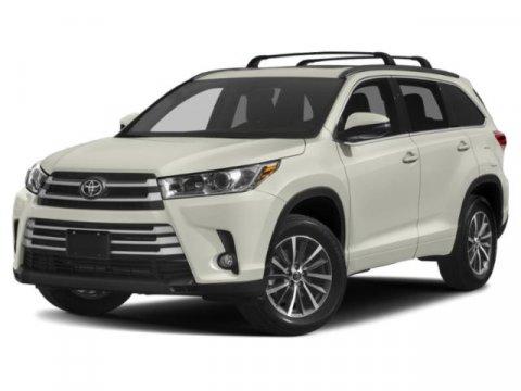 2018 Toyota Highlander XLE Sport Utility Slide