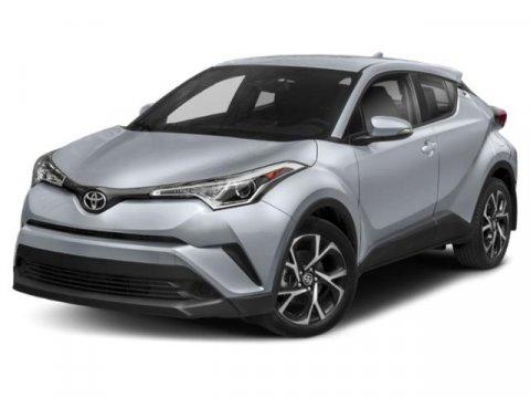 2018 Toyota C-HR XLE Sport Utility Slide
