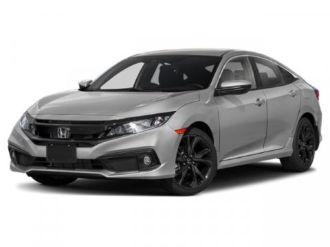 2019 Honda Civic Sedan SPORT 4dr Car  NC
