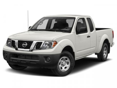 Magnetic Black Pearl 2019 Nissan Frontier SV Crew Cab Pickup  NC