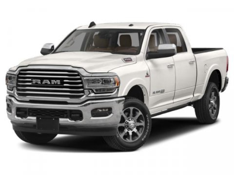 Bright White Clearcoat 2019 Ram 2500 BIG HORN Crew Cab Pickup Indian Trail NC