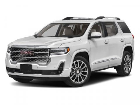 White Frost Tricoat 2020 GMC Acadia DENALI Sport Utility  NC