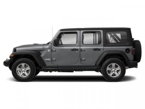 2020 Jeep Wrangler Unlimited SPORT S Convertible Slide 0