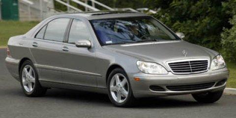 usado 2005 Mercedes-Benz S-Class 5.0L