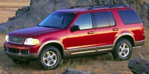 2002: Ford, Explorer, XLT, Sport Utility