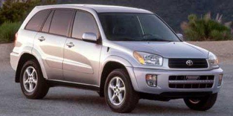 2002: Toyota, RAV4, BASE, Sport Utility