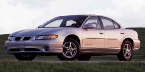2003: Pontiac, Grand Prix, SE, 4dr Car