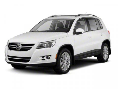 2011: Volkswagen, Tiguan, SE, Sport Utility