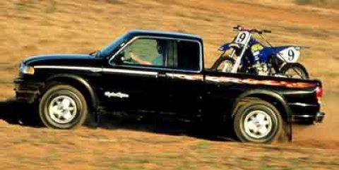 2000: Mazda, B-Series 2WD Truck, SE, Regular Cab Pickup