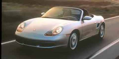 2000: Porsche, Boxster, 2DR CONV, Convertible