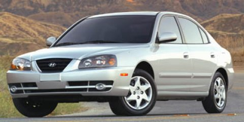 2005: Hyundai, Elantra, GLS, 4dr Car