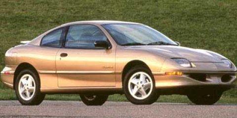 1997: Pontiac, Sunfire, SE, 2dr Car