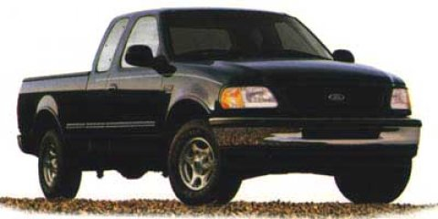 1998: Ford, F-150, XLT, Extended Cab Pickup