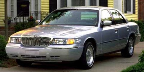 1998: Mercury, Grand Marquis, GS, 4dr Car