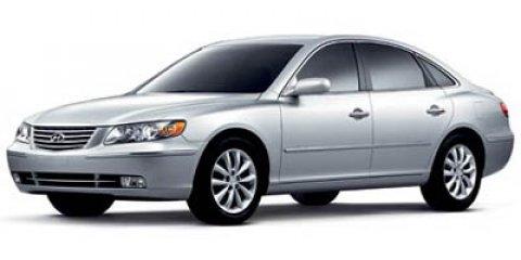 2006: Hyundai, Azera, Limited, 4dr Car