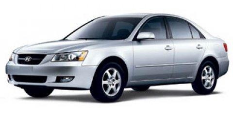 2006: Hyundai, Sonata, GLS, 4dr Car