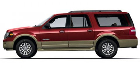 2007: Ford, Expedition EL, Limited, Sport Utility