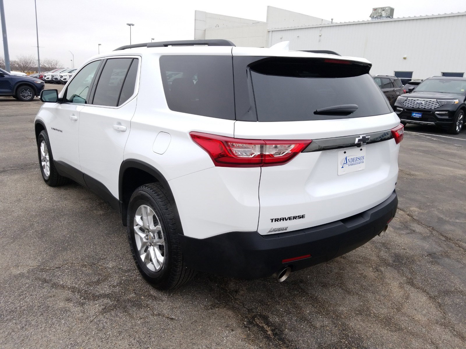 Used 2019 Chevrolet Traverse LT Cloth Sport Utility for sale in Lincoln NE
