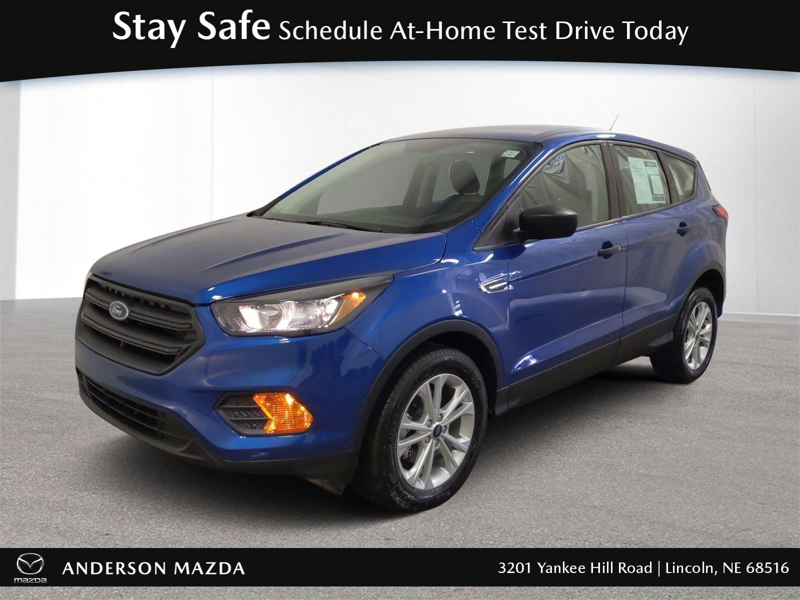 Used 2019 Ford Escape S Sport Utility for sale in Lincoln NE