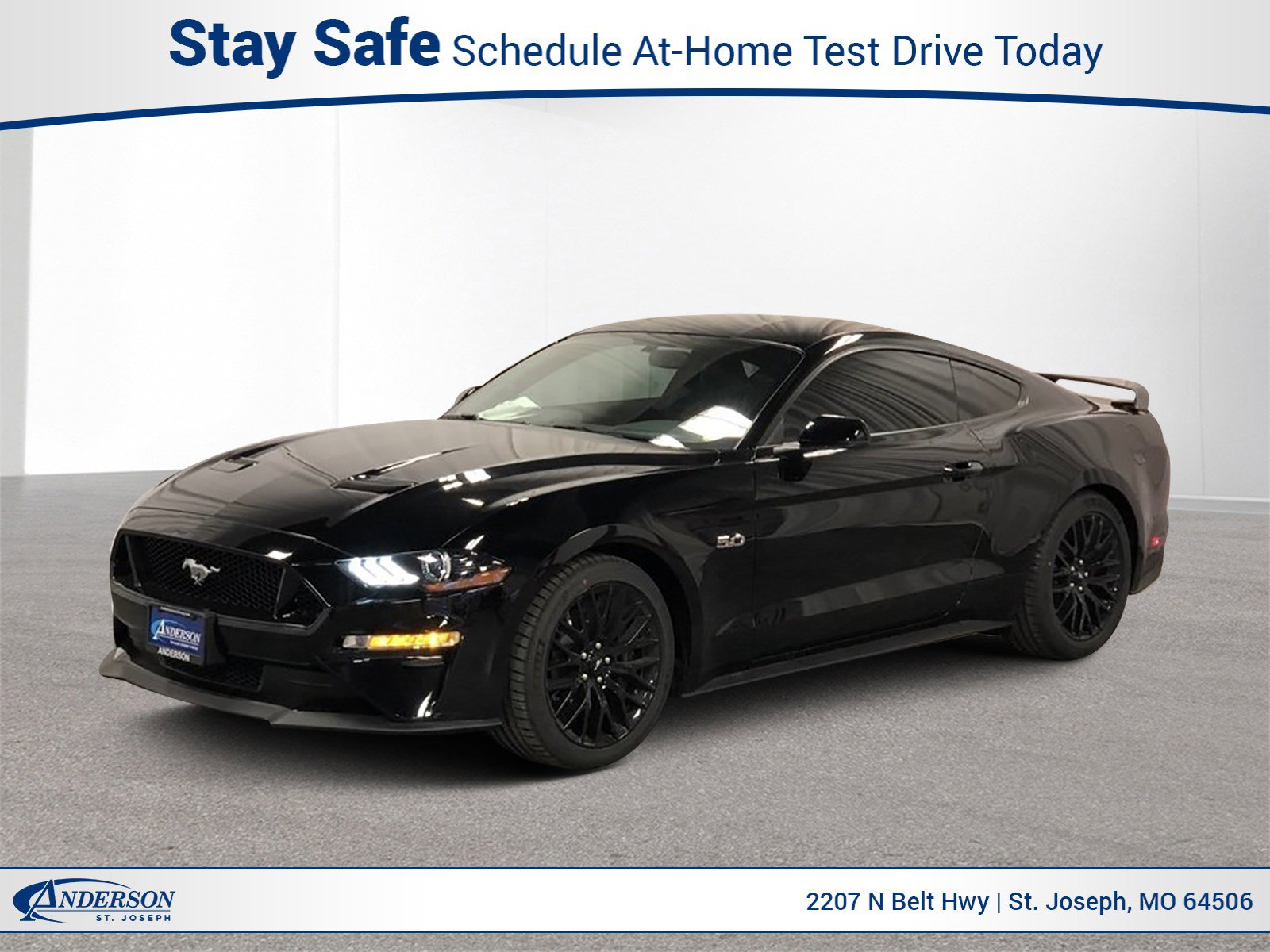 New 2020 Ford Mustang GT Premium 2dr Car for sale in St Joseph MO