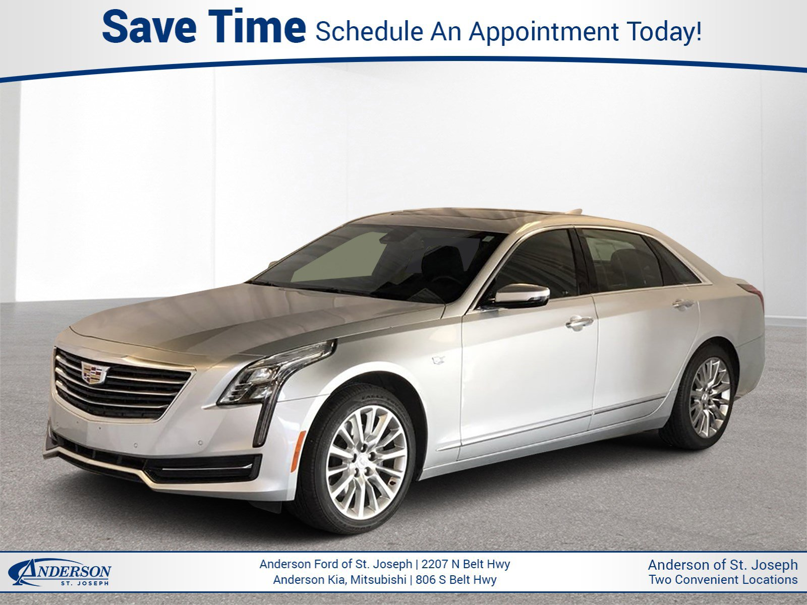 Used 2018 Cadillac CT6 AWD 4dr Car for sale in St Joseph MO