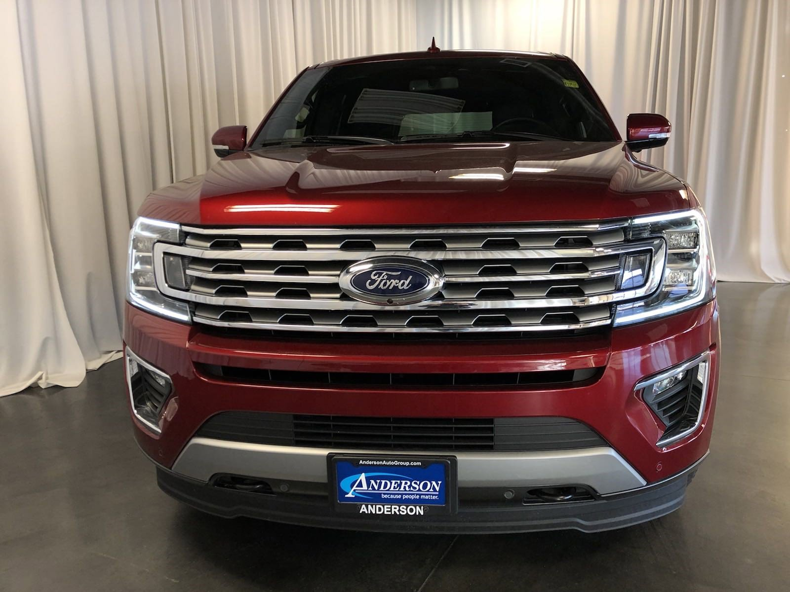 New 2019 Ford Expedition Max Limited Sport Utility for sale in St Joseph MO