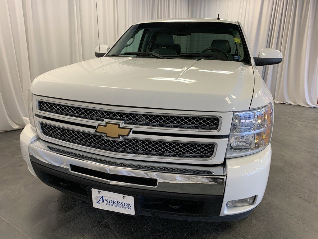 Used 2013 Chevrolet Silverado 1500 LTZ Extended Cab Pickup for sale in St Joseph MO