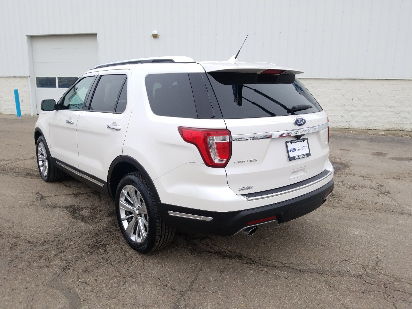 Used 2019 Ford Explorer Limited Sport Utility for sale in Lincoln NE