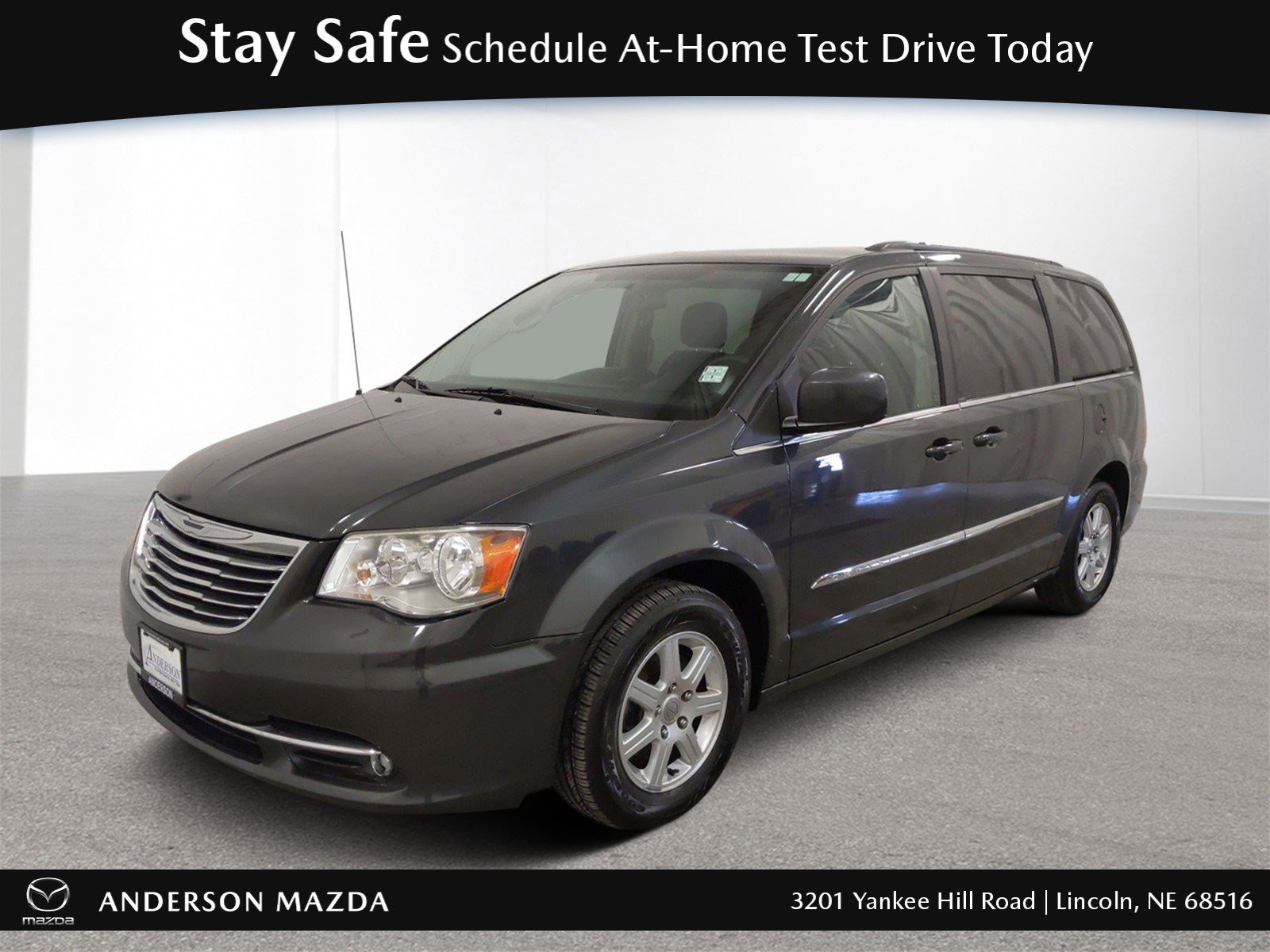 Used 2011 Chrysler Town And Country Touring Mini-van for sale in Lincoln NE