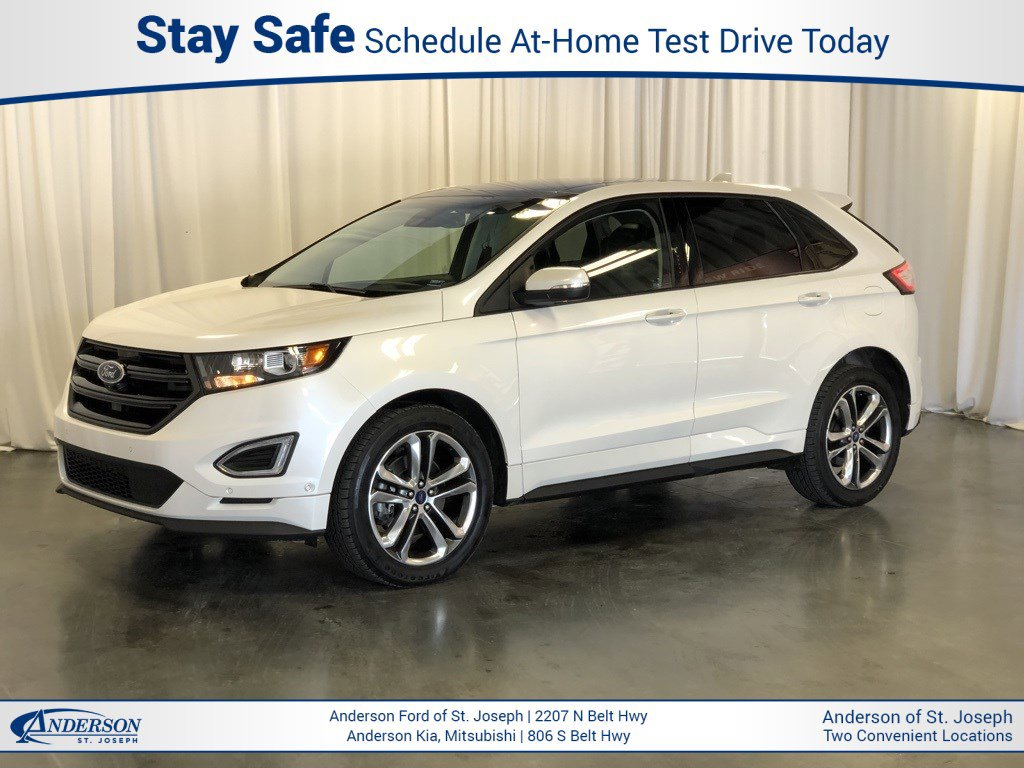 Used 2016 Ford Edge Sport Sport Utility for sale in St Joseph MO