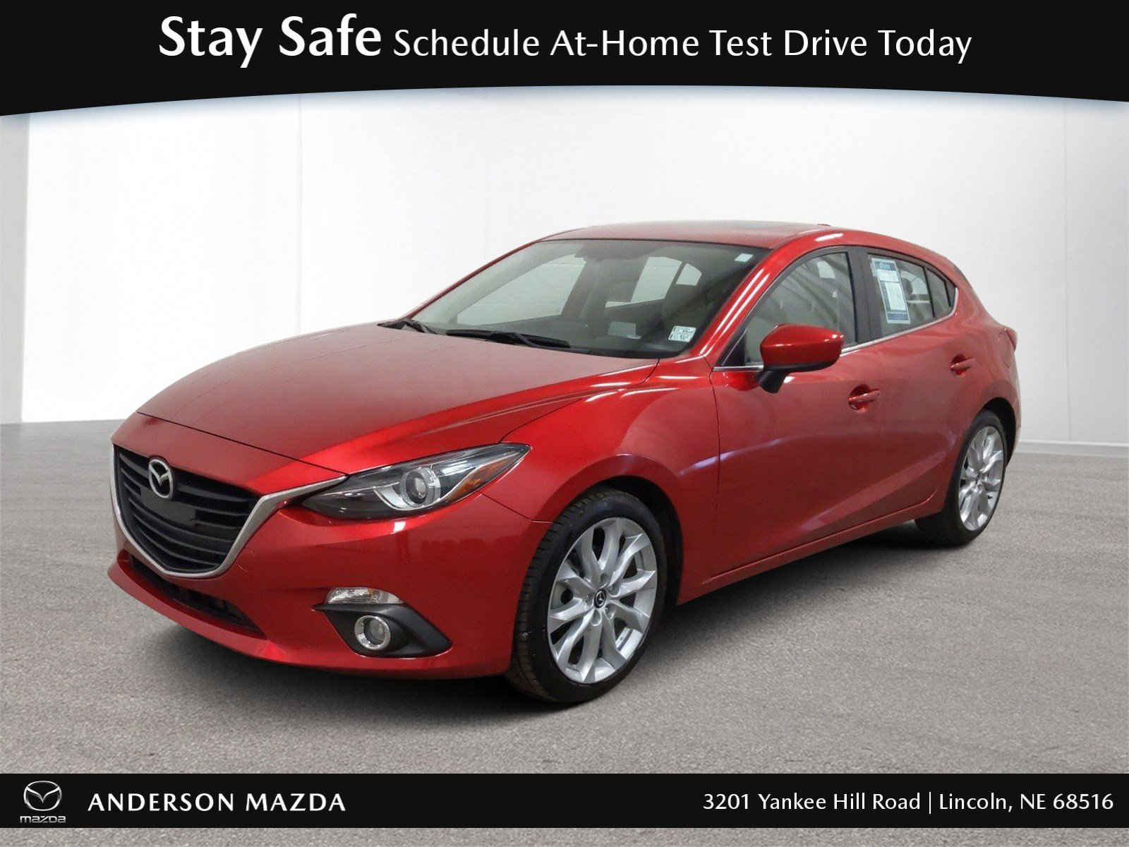 Used 2014 Mazda Mazda3 s Grand Touring Hatchback for sale in Lincoln NE