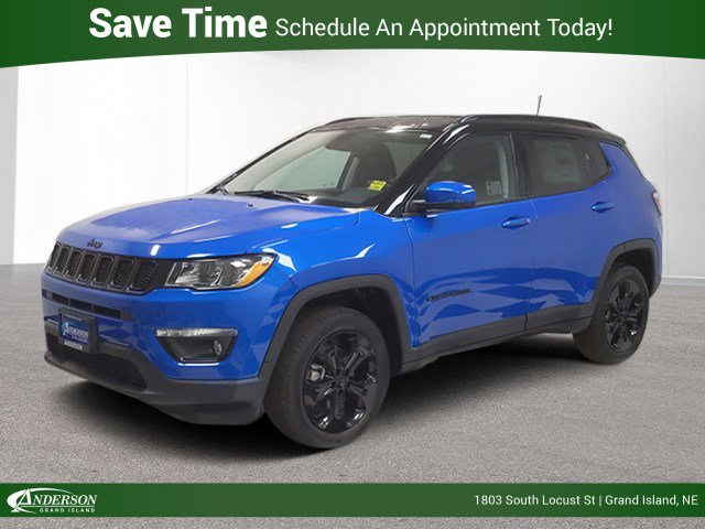 New 2020 Jeep Compass Altitude Sport Utility for sale in Grand Island NE