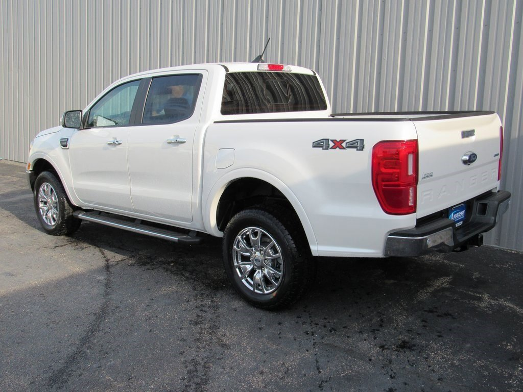 New 2019 Ford Ranger Lariat 4D Crew Cab for sale in Grand Island NE
