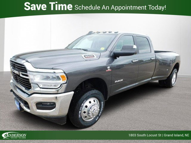 New 2019 Ram 3500 Big Horn Crew Cab Pickup for sale in Grand Island NE