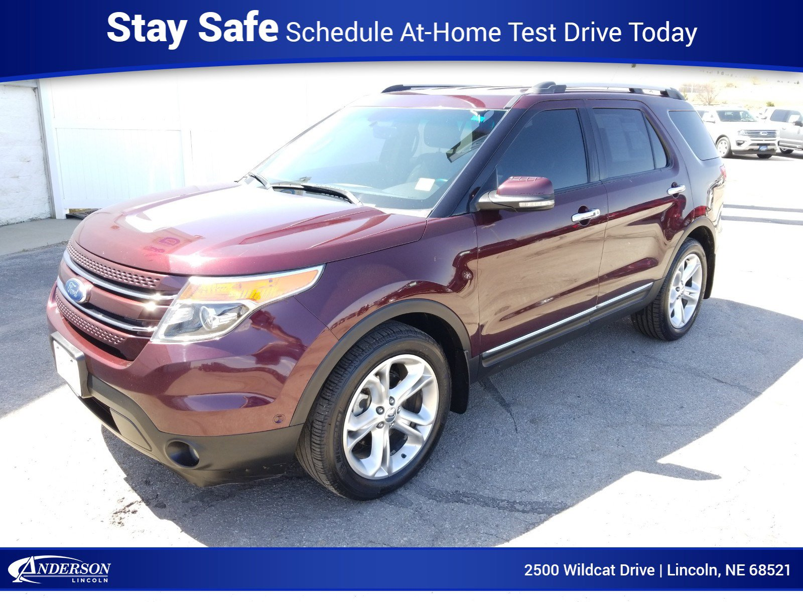 Used 2011 Ford Explorer Limited Sport Utility for sale in Lincoln NE