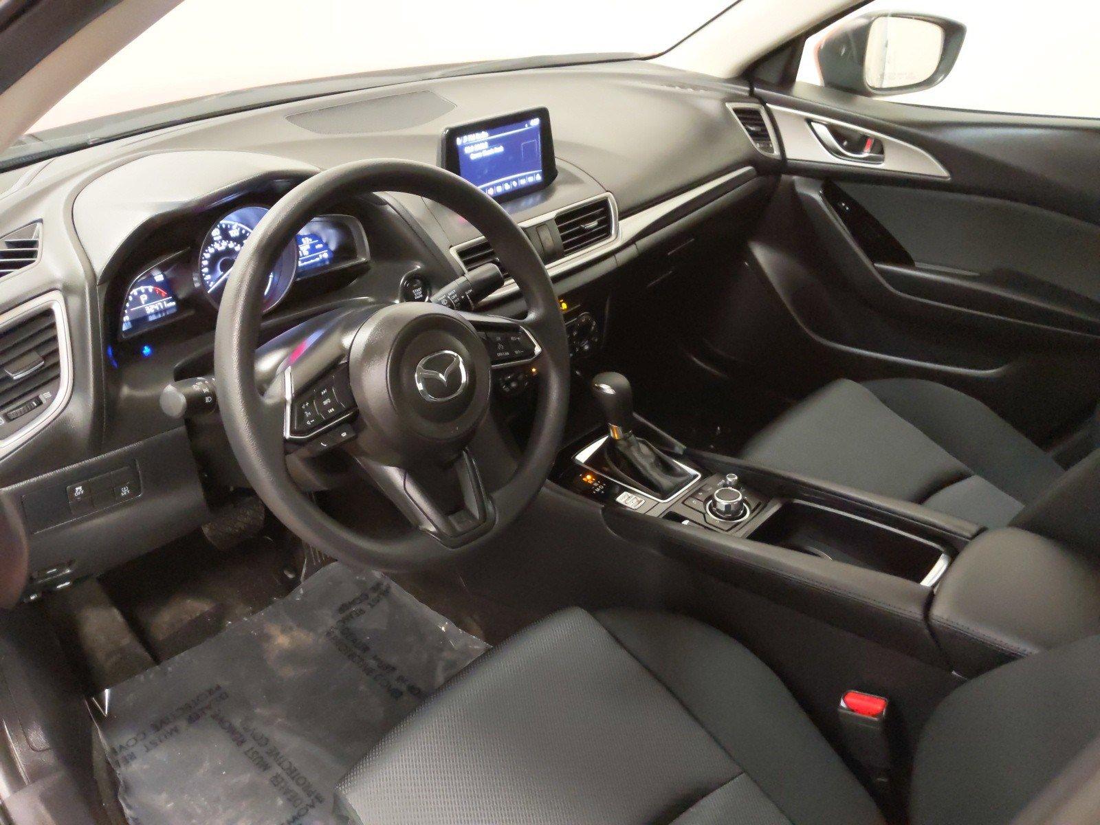 Used 2017 Mazda Mazda3 4-Door Sport 4dr Car for sale in Lincoln NE