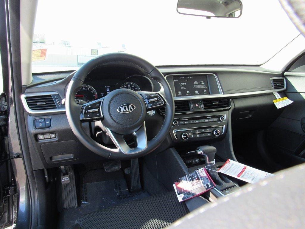 New 2020 Kia Optima S 4D Sedan for sale in Grand Island NE